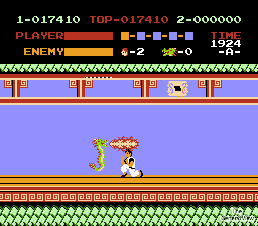 Gamasutra Ron Alperts Blog Retro Game Of The Day Kung Fu