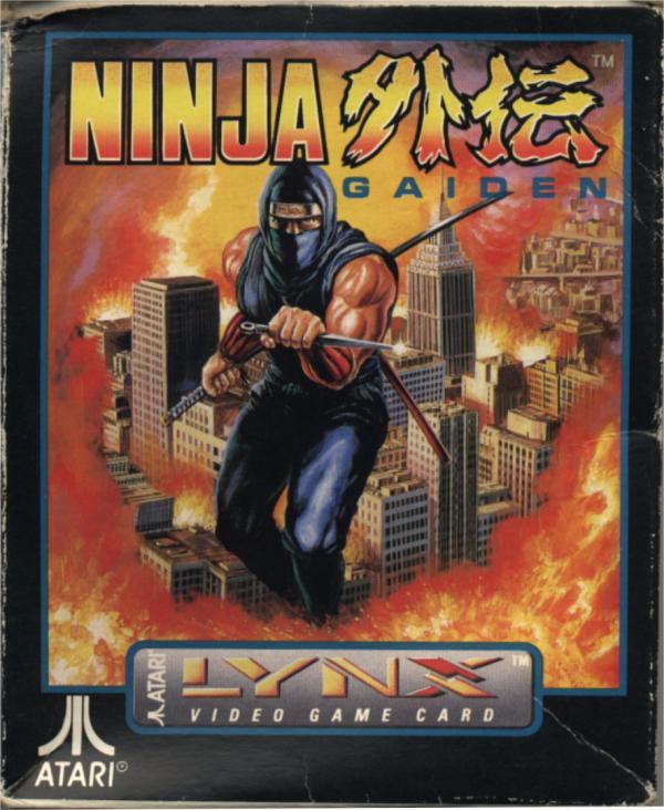 Gamasutra Ron Alpert S Blog Retro Game Of The Day Ninja Gaiden Arcade